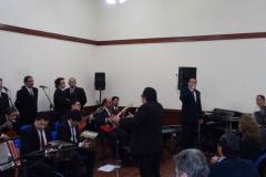 Orquesta Folklórica de la Provincia - Día del Magistrado