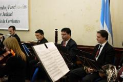 Orquesta Sinfónica de la Provincia en el Colegio - MES DE CORRIENTES