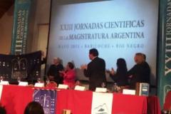 XXIII Jornadas Científicas de la Magistratura en la ciudad de San Carlos de Bariloche