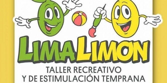 TALLER RECREATIVO Y DE ESTIMULACIÓN TEMPRANA «LIMA LIMÓN»