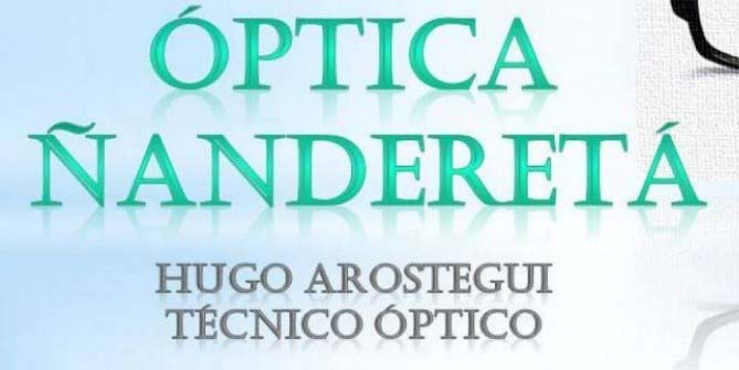 OPTICA ÑANDERETA