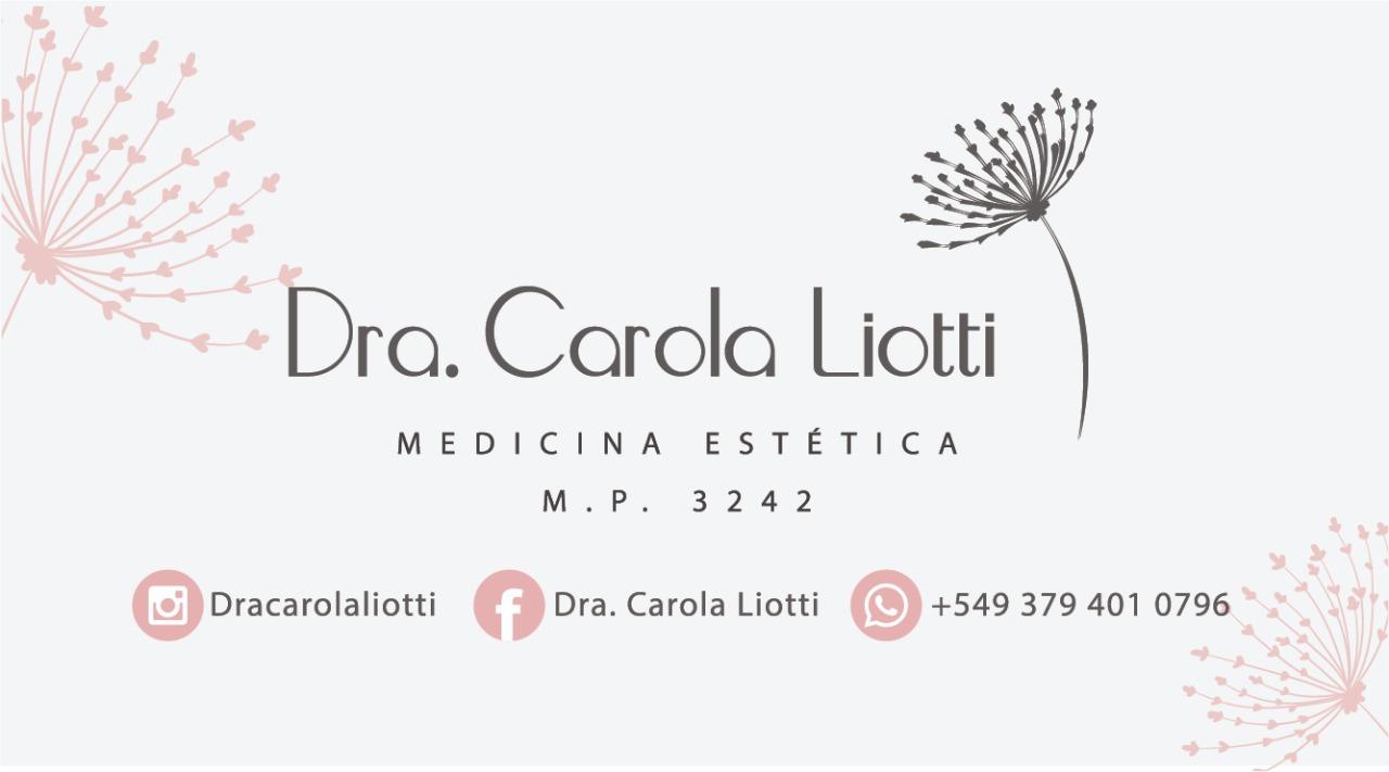 Especialista en Medicina Estética Rosa Carola Liotti Acevedo